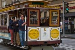 San Francisco Cable Car Stock Photos