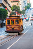 San Francisco Cable-car Royalty Free Stock Photo