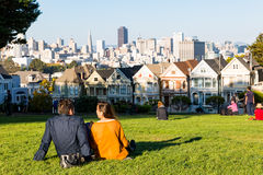 San Francisco, Califórnia foto de stock