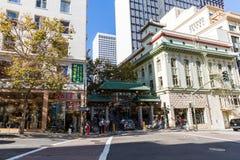 San Francisco, Califórnia imagens de stock royalty free