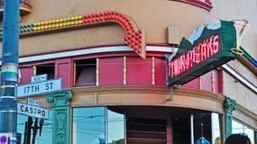 San Francisco, Califórnia, Estados Unidos da América, EUA Fotografia de Stock Royalty Free