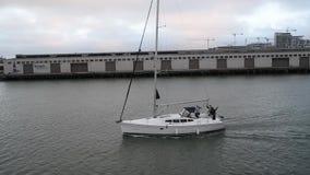 San Francisco, Califórnia, vídeo aéreo video estoque
