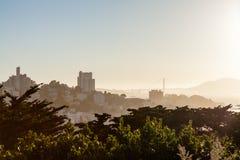 San Francisco, Californië Royalty-vrije Stock Foto
