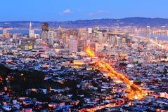 San Francisco, Californië, de V.S. Stock Fotografie