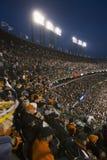 San Francisco, Californië, de V.S., 16 Oktober, 2014, AT&T-Park, honkbalstadion, SF-Reuzen tegenover St Louis Cardinals, National royalty-vrije stock foto