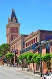 San Francisco, Californië, de Verenigde Staten van Amerika, de V.S. Stock Foto