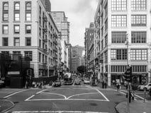 San Francisco, Californië - JUNI 16: Levensstijl in San Francisco Stock Afbeelding