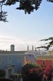 San Francisco, Californië, de Verenigde Staten van Amerika, de V.S. Stock Fotografie