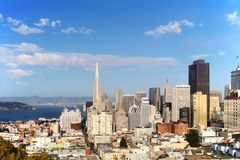 San Francisco, California Royalty Free Stock Image