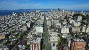 San Francisco California stock footage