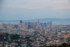 San Francisco California Royalty Free Stock Photography