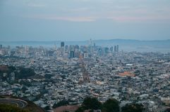 San Francisco California Stock Images