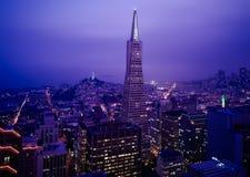 San Francisco, California, City Royalty Free Stock Photo