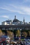 SAN FRANCISCO, CALIFORNIA, ESTADOS UNIDOS - 25 de noviembre de 2018: El muelle y el embarcadero del pescador 39 ?reas alrededor d imagenes de archivo
