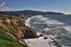 San Francisco California Feb afternoon 2019. San Francisco California Feb could Spring be on its way royalty free stock photo