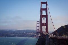 San Francisco California Golden Gate stock afbeelding