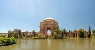 San Francisco, California, los E.E.U.U.: Palacio de bellas arte, Presidio imagen de archivo libre de regalías