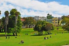 San Francisco, California, los Estados Unidos de América, los E.E.U.U. fotos de archivo libres de regalías