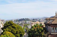 San Francisco, California, los Estados Unidos de América, los E.E.U.U. imagen de archivo