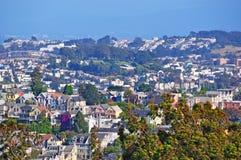 San Francisco, California, los Estados Unidos de América, los E.E.U.U. Imágenes de archivo libres de regalías
