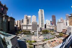 SAN FRANCISCO, CALIFORNIA Stock Image