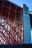 San Francisco, California, U Architettura della città fotografia stock libera da diritti