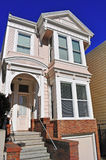 San Francisco, California, United States of America, Usa. A house in Castro on June 15, 2010. Castro, one of the first gay neighborhoods in Usa, is the most Stock Photo