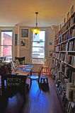 San Francisco, California, United States of America, Usa. The interior of City Lights Bookstore on June 12, 2010. City Lights is an independent bookstore Stock Image