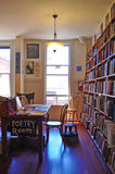 San Francisco, California, United States of America, Usa. The interior of City Lights Bookstore on June 12, 2010. City Lights is an independent bookstore Royalty Free Stock Photo