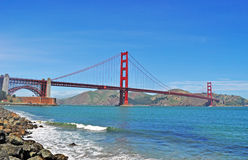 San Francisco, Golden Gate, bridge, skyline, California, United States of America, Usa, nature, landscape, park, bay royalty free stock images
