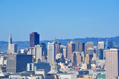 San Francisco, California, United States of America, Usa Royalty Free Stock Photo