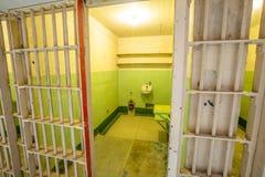 Alcatraz cell interior Royalty Free Stock Image