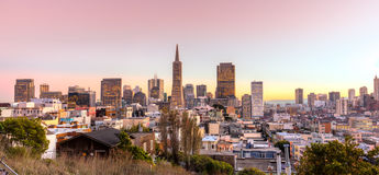 San Francisco, California, USA. Royalty Free Stock Photography