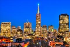 San Francisco, California, USA. Royalty Free Stock Photos