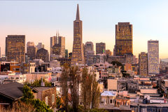 San Francisco, California, USA. Royalty Free Stock Image