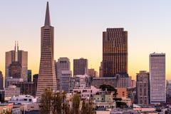 San Francisco, California, USA. Royalty Free Stock Images