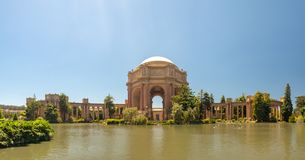 San Francisco, California, USA: Palace Of Fine Arts, Presidio royalty free stock image