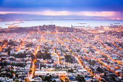 San Francisco, California, USA Royalty Free Stock Photography
