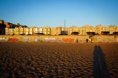 San Francisco California USA setzen Golden Gate Park auf den Strand stockfoto