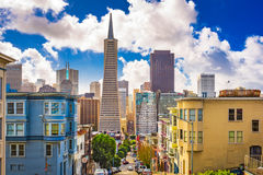 San Francisco, California, USA Skyline Stock Photography