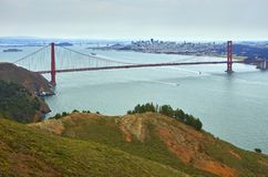 San Francisco, California in 2014 Royalty Free Stock Images