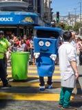 2014 San Francisco Carnaval Grand Parade Stock Foto's
