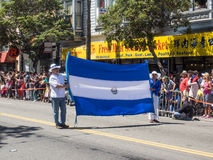 2014 San Francisco Carnaval Grand Parade Stock Afbeeldingen