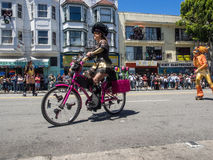 2014 San Francisco Carnaval Grand Parade Stock Fotografie