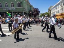 2014 San Francisco Carnaval Grand Parade Royalty-vrije Stock Foto