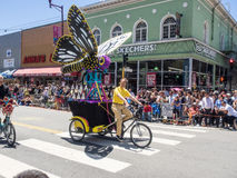 2014 San Francisco Carnaval Grand Parade Stock Afbeelding
