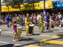 2014 San Francisco Carnaval Grand Parade Royalty Free Stock Images