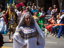 2014 San Francisco Carnaval Grand Parade Stock Photos
