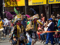 2014 San Francisco Carnaval Grand Parade Royalty Free Stock Photography