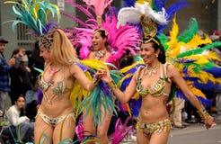 2015 San Francisco Carnival Celebration Stock Foto